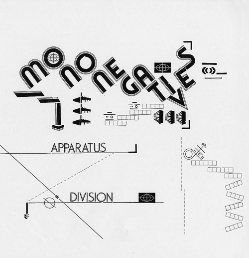 Mononegatives -Apparatus Division