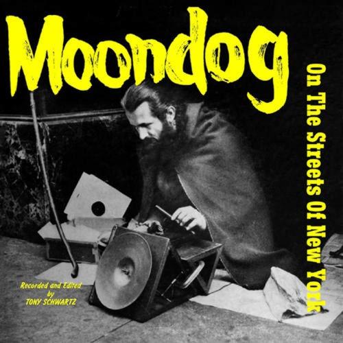 Moondog - On The Streets Of New York