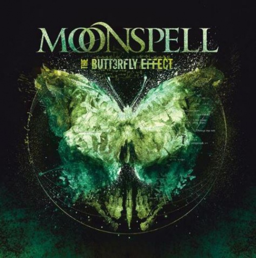 Moonspell -The Butterfly Effect