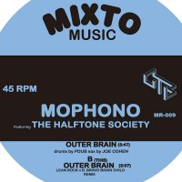Mophono - Outer Brain / Outer Brain Remix