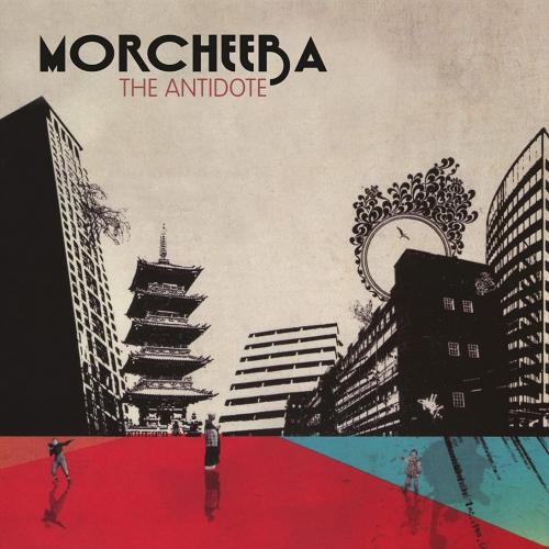 Morcheeba - Antidote (Translucent red vinyl)