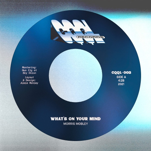 Morris Mobley - What's On Your Mind