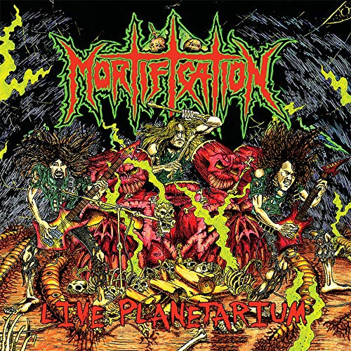 Mortification - Live Planetarium