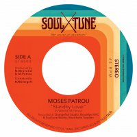 Moses Patrou - Standby Lover / Good Enough