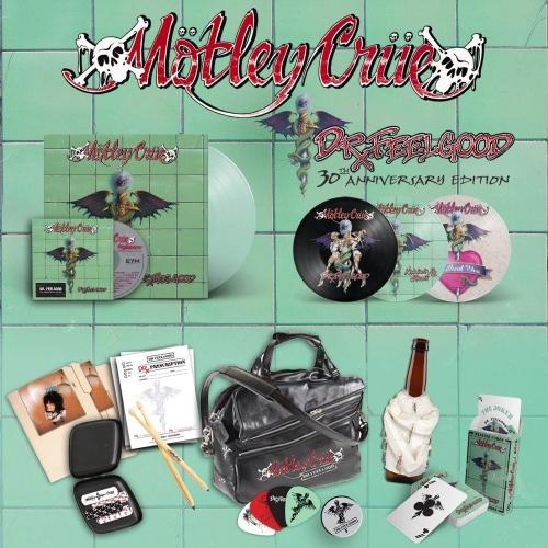 Motley Crue - Dr. Feelgood 30Th Anniversary