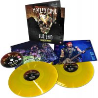 Motley Crue -The End: Live In Los Angeles