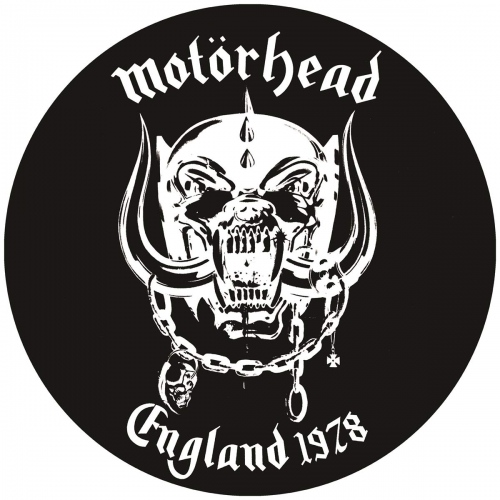 Motorhead - England 1978 - Picture Disc Vinyl