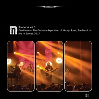 Motorpsycho - Roadwork Vol. 5: The Fantastic Expedition Of Jarmyr,ryan,saether & Lo