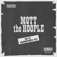 Mott The Hoople - Live At Hammersmith 1973 180Gm W/ Poster