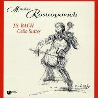 Mstislav Rostropovich - Bach: The Cello Suites