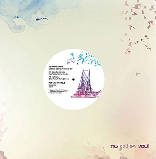 My Friend Dario - Cosmic Sailing Remixes