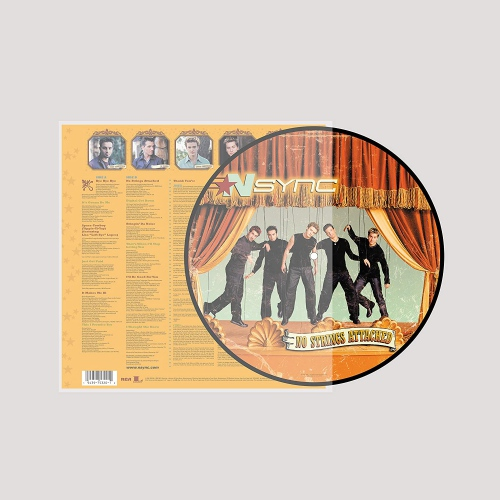 'N Sync -No Strings Attached