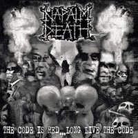 Napalm Death - Code Is Red: Long Live The Code 140Gm Clear