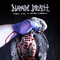 Napalm Death -Throes Of Joy In The Jaws Of Defeatism