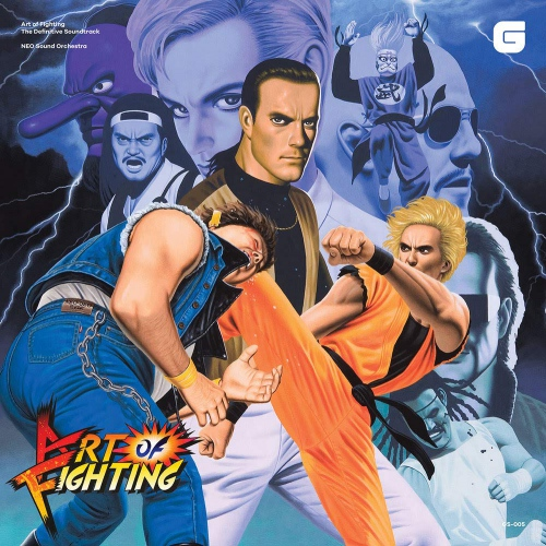 Neo Sound Orchestra -Art Of Fighting - The Definitive Soundtrack