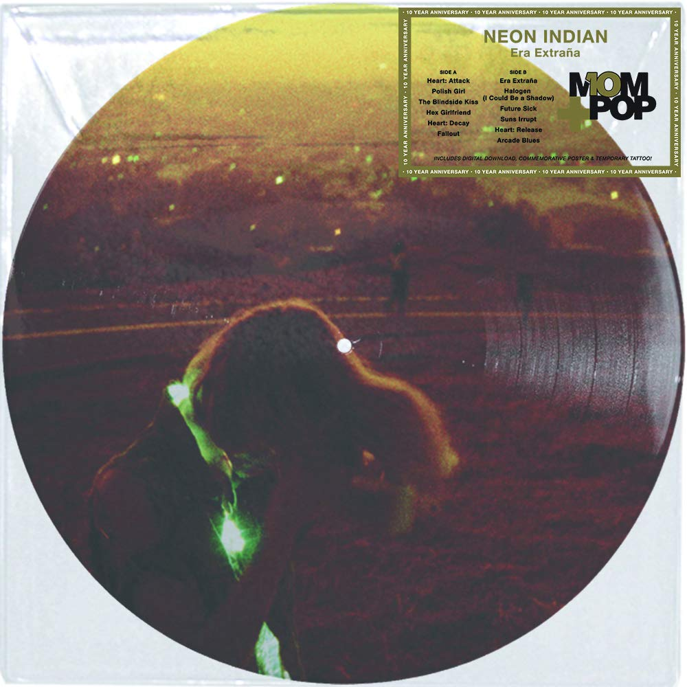Neon Indian - Era Extrana Picture