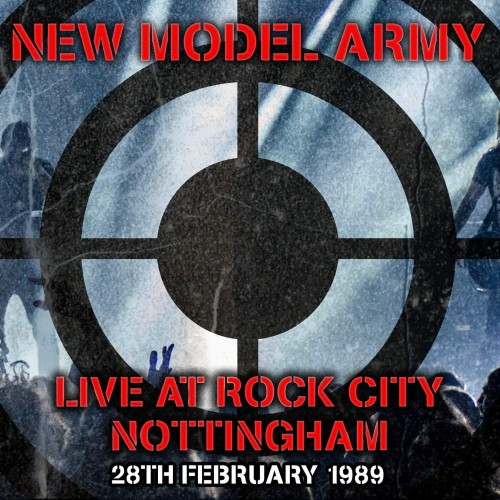 New Model Army - Live In Nottingham 1989
