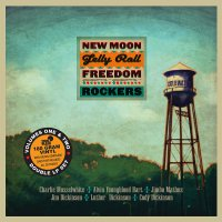 New Moon Jelly Roll Freedom Rockers - Volume 1 And 2