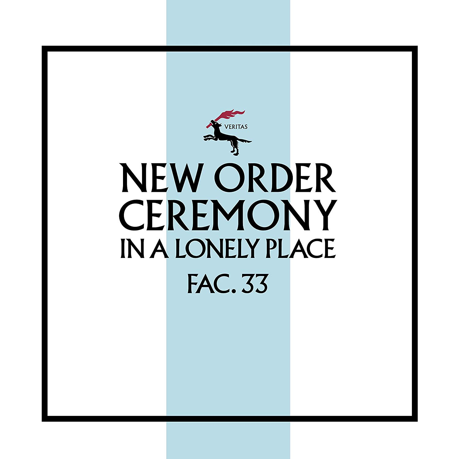 New Order - Ceremony Version 2 Single