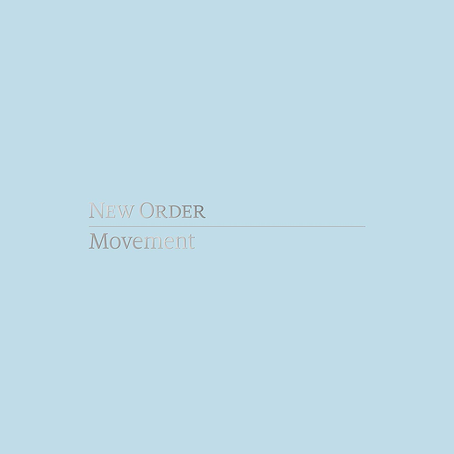 New Order - Movement Definitive Edition