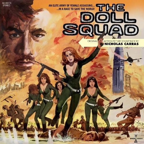 Nicholas Carras - The Doll Squad Original Motion Picture Soundtrack