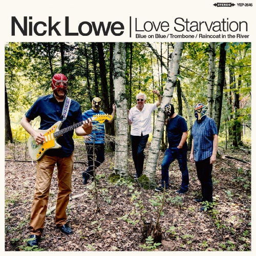 Nick Lowe - Love Starvation/trombone