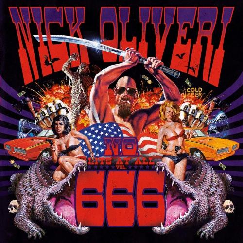 Nick Oliveri - N.o. Hits At All Vol. 666