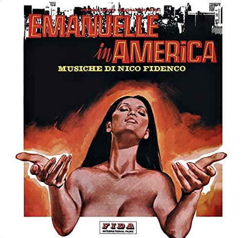 Nico Fidenco - Emanuelle In America Original Soundtrack