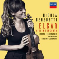 Nicola Benedetti / Vladimir Jurowski / London Philharm -Elgar Violin Concerto