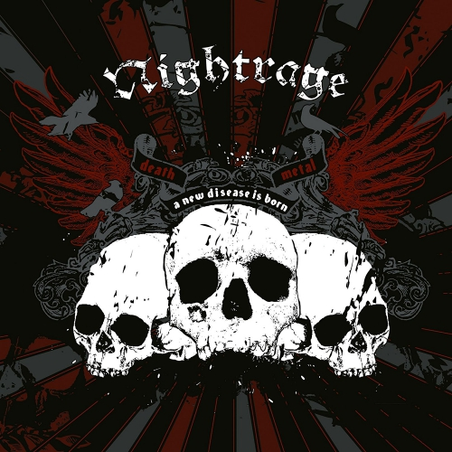 Nightrage A New Disease Is Born Upcoming Vinyl