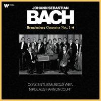 Nikolaus Harnoncourt -Bach: The Brandenburg Concertos