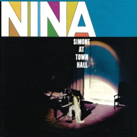 Nina Simone - At Town Hall Dark