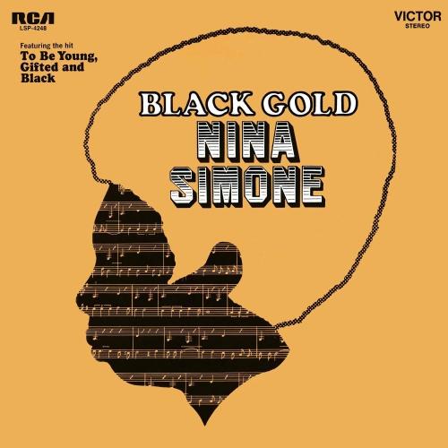 Nina Simone - Black Gold [Black & Gold Marble Colored Vinyl]