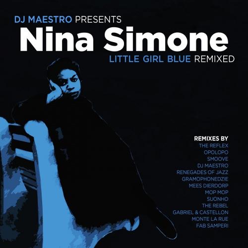 Nina Simone - Little Girl Blue: Remixed (Pink vinyl)