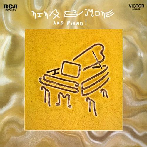 Nina Simone - Nina Simone & Piano