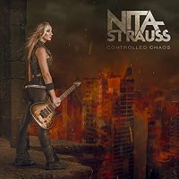 Nita Strauss -Controlled Chaos Transparent Red
