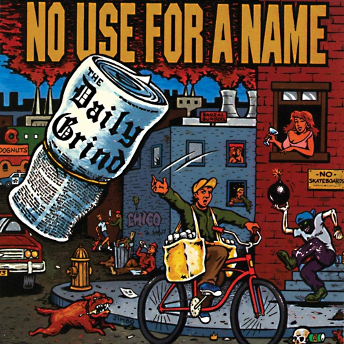 No Use For A Name - Daily Grind