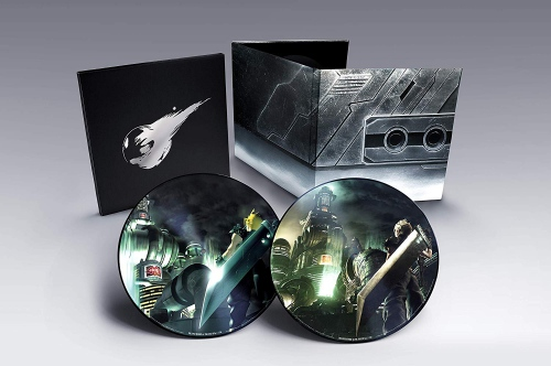Nobuo Uematsu - Final Fantasy Vii Remake And Final Fantasy Vii Vinyl