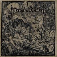 Nocturnal Graves - Titan Ltd. Ed.