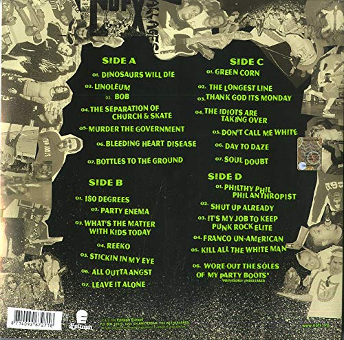 Nofx - Greatest Songs Ever Written By Us