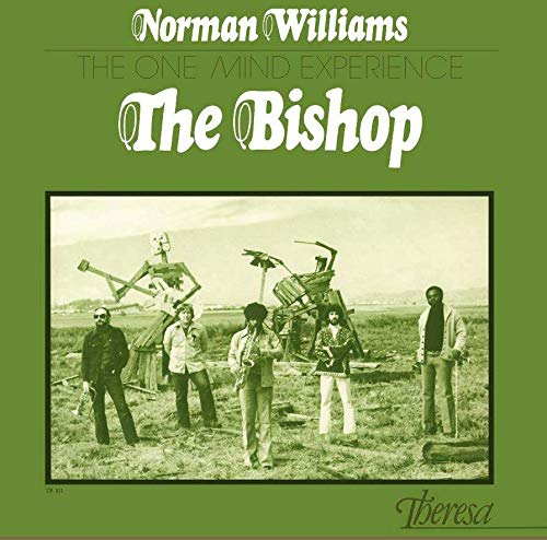 Norman Williams /  The One Mind Experience - The Bishop