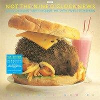 Not The Nine O'clock News - Hedgehog Sandwich ('hedgehog splatter' vinyl)