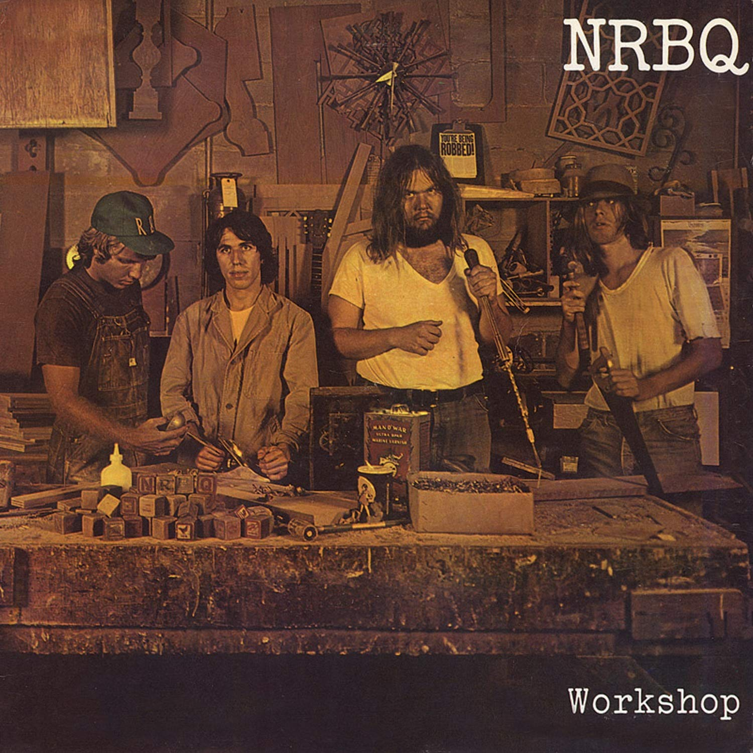 Nrbq - Workshop