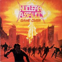 Nuclear Assault -Game Over