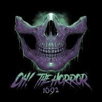 Oh! The Horror - 1692 (Orange W/ Red & Black Splatter)