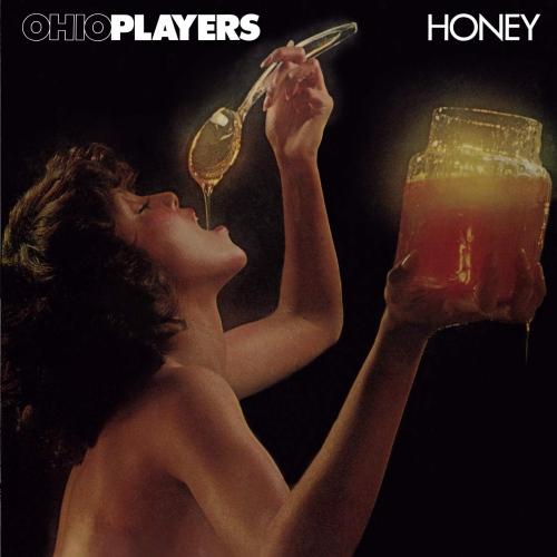 Ohio Players -Honey (Orange translucent vinyl)