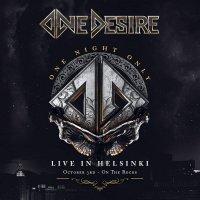 One Desire -One Night Only - Live In Helsinki
