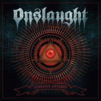 Onslaught - Generation Antichrist (Gold vinyl)