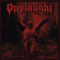 Onslaught -Live Damnation