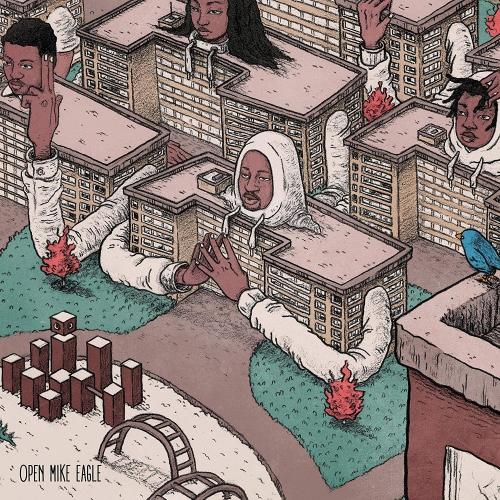 Open Mike Eagle - Brick Body Kids Still Daydream